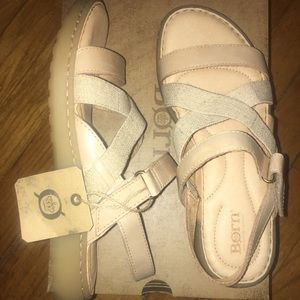 "6f13b5ecfb3d Born Shoes - Born ""Manta"" Sandals Women s Size 7"